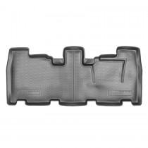 Nor-Plast Коврики резиновые Nissan Pathfinder 2005-2012 3-й ряд