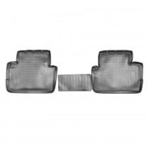 Nor-Plast Коврики резиновые Nissan Qashqai 2014- задние