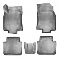 Nor-Plast Коврики резиновые Nissan X-Trail T32 2014- 3D