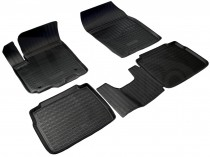 Nor-Plast Коврики резиновые Suzuki SX4 2013-