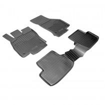 Nor-Plast Коврики резиновые Seat Leon 2012- 5 дверей