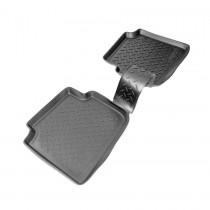 Nor-Plast Коврики резиновые Skoda Roomster задние
