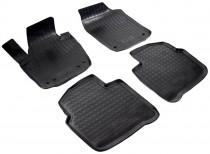 Nor-Plast Коврики резиновые Skoda Rapid/Spaceback/Seat Toledo  2012-
