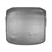 Коврик в багажник Audi A3 SD 4 двери 2012- Nor-Plast