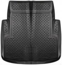 Коврик в багажник BMW 3 Series E90 резино-пластиковый Nor-Plast