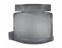 Nor-Plast Коврик в багажник Chevrolet Malibu 2012-