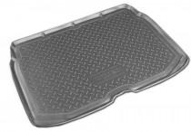Коврик в багажник Citroen С3 Picasso 2008-   Nor-Plast