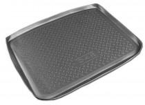 Коврик в багажник Citroen С4 2004-2010 hatchback  Nor-Plast