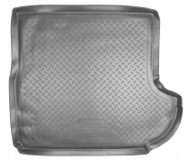 Коврик в багажник Citroen С-Crosser/Peugeot 4007/Mitsubishi Outlander XL с сабвуфером Nor-Plast