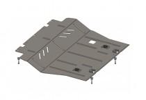 Кольчуга Защита двигателя Citroen С4 Picasso/Grand Picasso 2013-