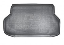 Nor-Plast Коврик в багажник FAW V5 резино-пластиковый