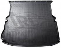 Коврик в багажник Ford Explorer 2010- сложенный 3-й ряд Nor-Plast