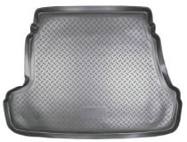 Коврик в багажник Hyundai Elantra HD 2007-2011 Nor-Plast