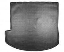 Коврик в багажник Hyundai Grand Santa Fe 2013- 7 мест Nor-Plast