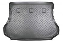 Коврик в багажник Hyundai Santa Fe 2000-2006 Nor-Plast