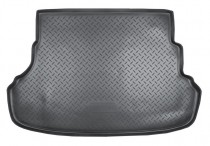 Nor-Plast Коврик в багажник Hyundai Accent 2010- sedan