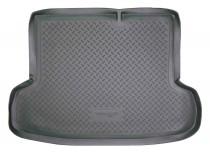 Коврик в багажник Hyundai Accent 2006-2010 Nor-Plast