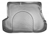 Nor-Plast Коврик в багажник Kia Cerato 2007-2009 sedan