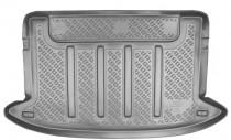 Коврик в багажник Kia Rio 2005-2011 hatchback  Nor-Plast