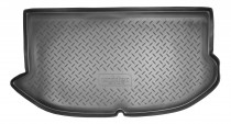 Коврик в багажник Kia Soul 2009-2013 Nor-Plast