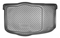 Коврик в багажник Kia Soul 2009-2013 без органайзера Nor-Plast