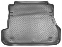 Коврик в багажник Kia Spectra 2005-2009 Nor-Plast