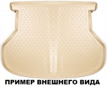 Nor-Plast Коврик в багажник Lexus RX 2015- БЕЖЕВЫЙ