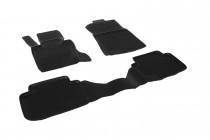 Глубокие коврики в салон BMW X3 (F83) 2003-2010   полиуретановые L.Locker