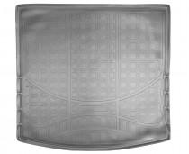 Коврик в багажник Mitsubishi Outlander 2012- органайзер  Nor-Plast