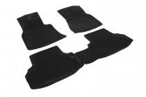 Глубокие коврики в салон BMW X6 (E71) 2006-2015   полиуретановые L.Locker