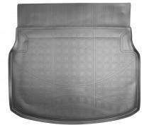 Коврик в багажник Mercedes-Benz C-Class W204 Nor-Plast