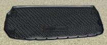 Nor-Plast Коврик в багажник Nissan Pathfinder 2012- разложенный 3-й ряд