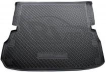 Nor-Plast Коврик в багажник Nissan Pathfinder 2012- сложенный 3-й ряд