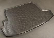 Коврик в багажник Nissan X-Trail (T31) 2007-2014 с органайзером Nor-Plast