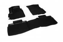 L.Locker Глубокие коврики в салон Chery Tiggo 5 2013- полиуретановые