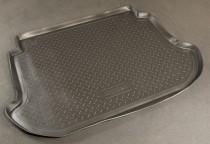 Коврик в багажник Nissan Murano 2003-2008 резино-пластиковый Nor-Plast