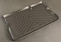 Nor-Plast Коврик в багажник Opel Corsa C резино-пластиковый
