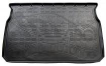 Nor-Plast Коврик в багажник Peugeot 208 hatchback