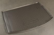 Коврик в багажник Renault Megane III 2009-2015 hatchback Nor-Plast