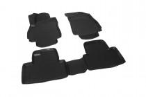Глубокие коврики в салон Chevrolet Orlando 2010-  полиуретановые L.Locker