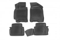 Глубокие коврики в салон Chevrolet Lacetti SD/HB/UN  полиуретановые L.Locker