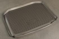 Nor-Plast Коврик в багажник Skoda Fabia 2007-2014 hatchback