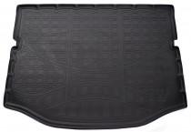 Коврик в багажник Toyota RAV4 2012- (полноразмерная запаска) Nor-Plast