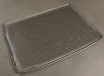 Коврик в багажник VW Golf 6 hatchback Nor-Plast