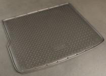 Коврик в багажник VW Touareg 2010- 4-х зонный климат-контроль Nor-Plast
