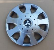 Колпаки R16 Mitsubishi (модель 400)  SKS с логотипом