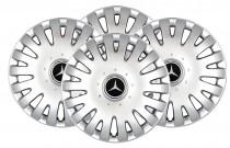 Колпаки R15 (модель 306) Mercedes SKS с логотипом