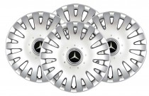 Колпаки R16 (модель 403) Mercedes  SKS с логотипом