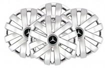 Колпаки R15 (модель 315) Mercedes SKS с логотипом