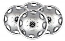 Колпаки R15 (модель 300) Mazda  SKS с логотипом